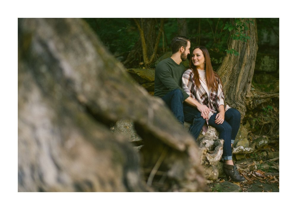 Olmsted Fall Covered Bridge Engagement Photos 4.jpg