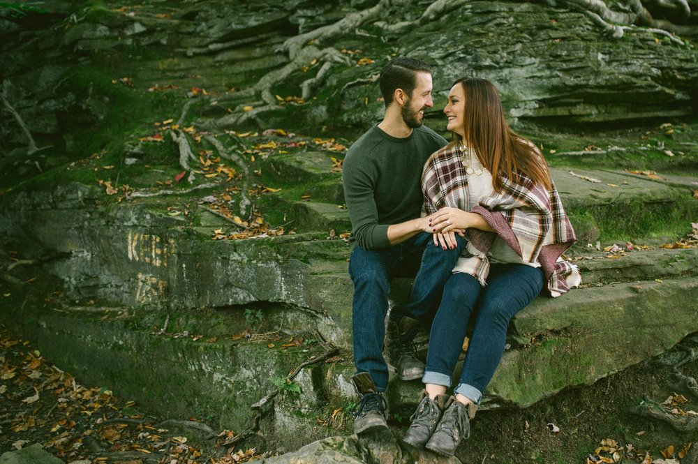 Olmsted Fall Covered Bridge Engagement Photos 11.jpg