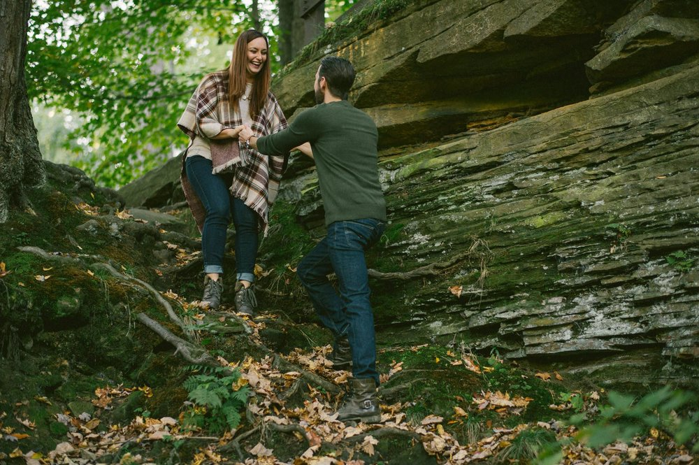 Olmsted Fall Covered Bridge Engagement Photos 13.jpg