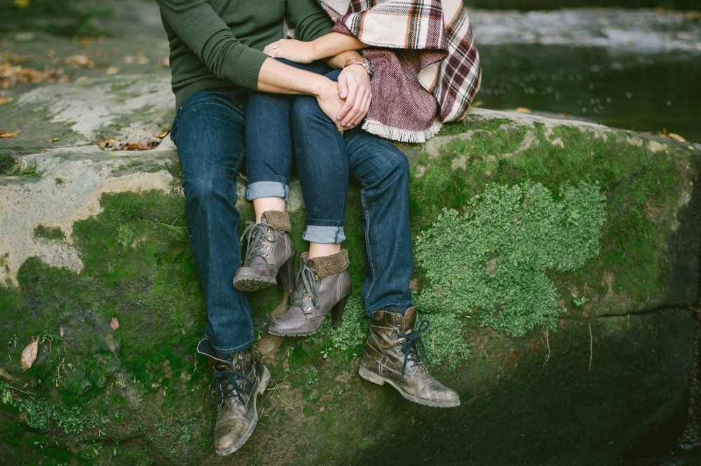 Olmsted Fall Covered Bridge Engagement Photos 15.jpg