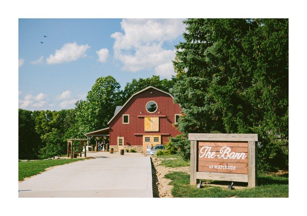 The Barn at Mapleside Farms Wedding Photos in Brunswick 2 7.jpg