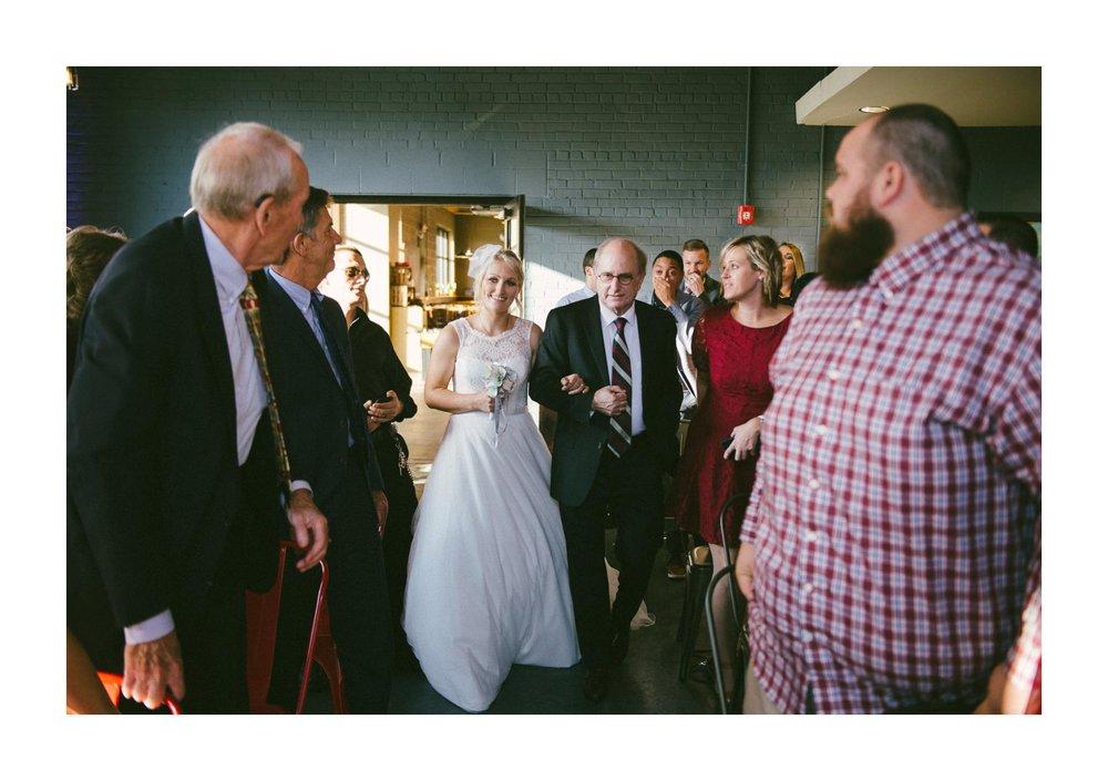 Goldhorn Brewery Wedding Photos in Cleveland 2 11.jpg