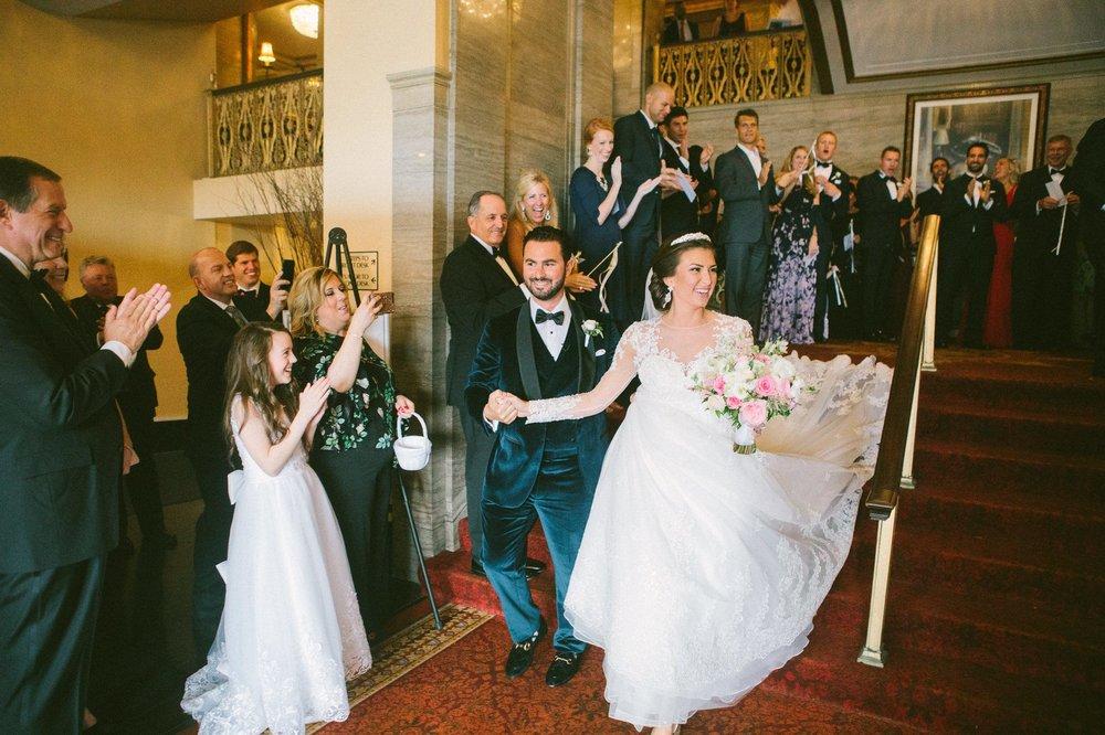 Renaissance Hotel Wedding Photos in Cleveland 2 27.jpg