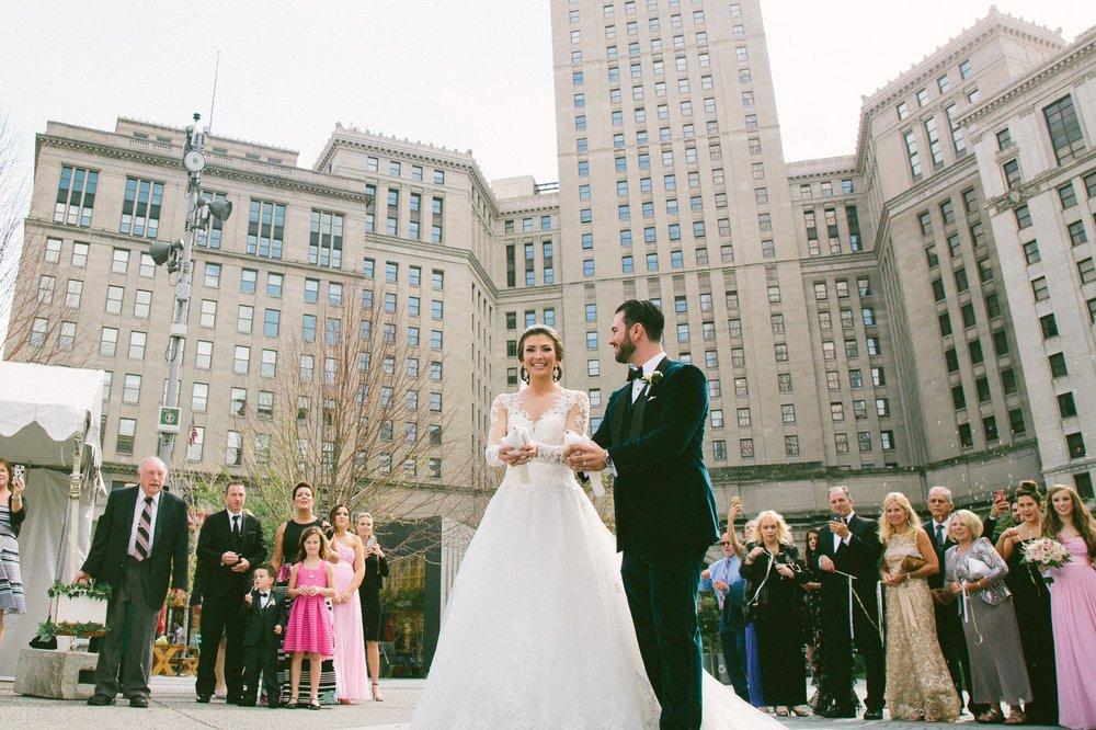 Renaissance Hotel Wedding Photos in Cleveland 2 31.jpg