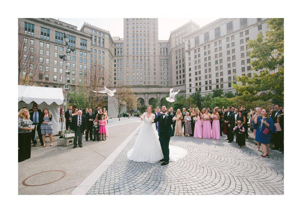Renaissance Hotel Wedding Photos in Cleveland 2 32.jpg
