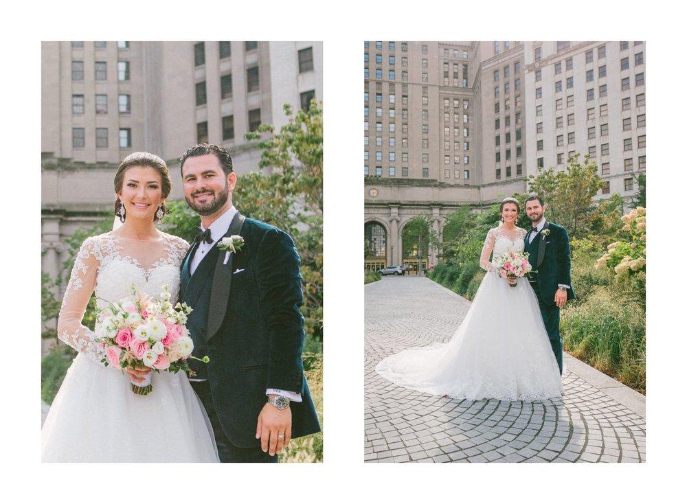 Renaissance Hotel Wedding Photos in Cleveland 2 34.jpg