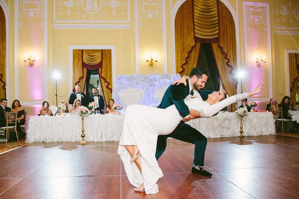 Renaissance Hotel Wedding Photos in Cleveland 3 50.jpg