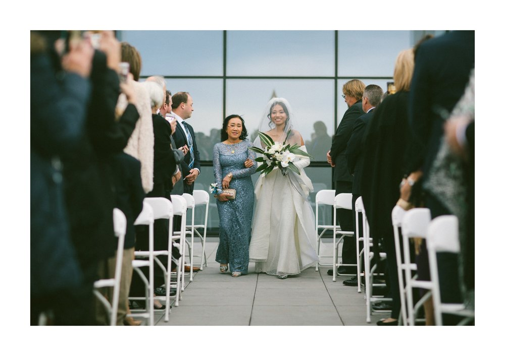 Wedding at Ernst and Young Rooftop in Downtown Cleveland 2 6.jpg