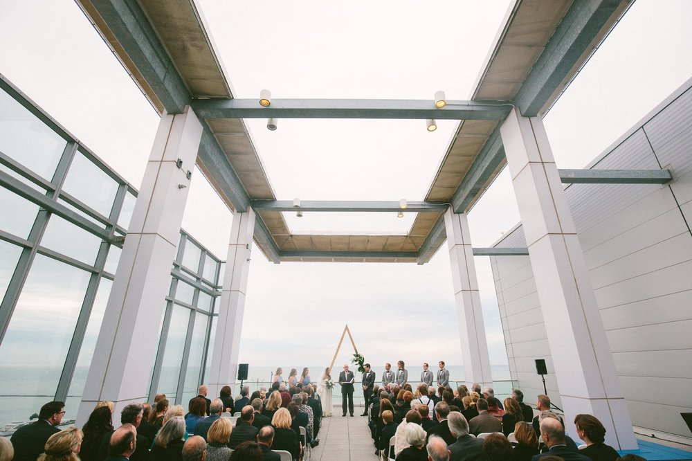 Wedding at Ernst and Young Rooftop in Downtown Cleveland 2 11.jpg