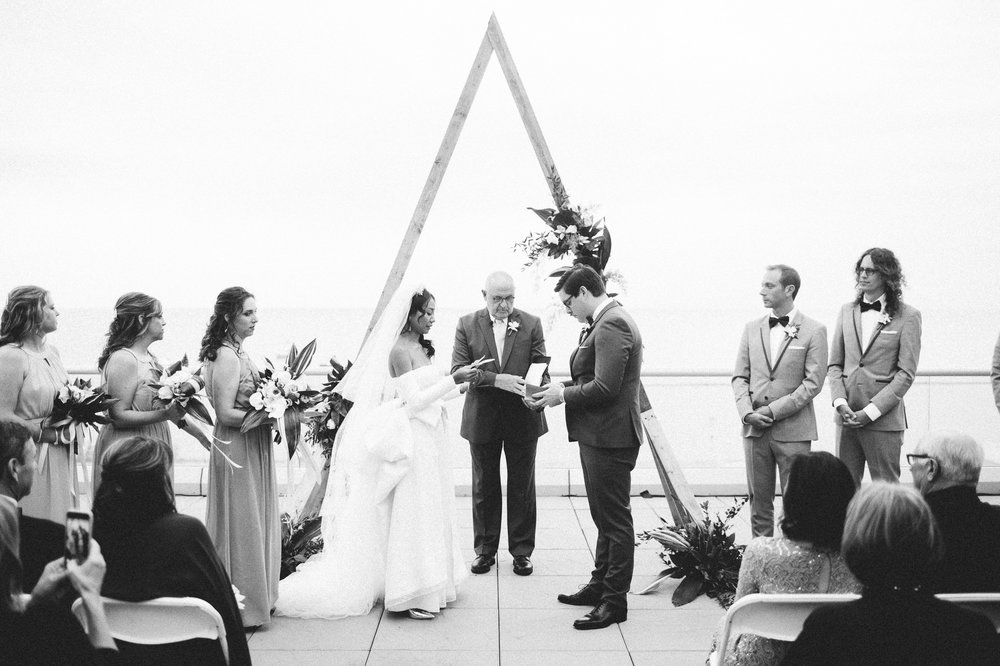 Wedding at Ernst and Young Rooftop in Downtown Cleveland 2 16.jpg