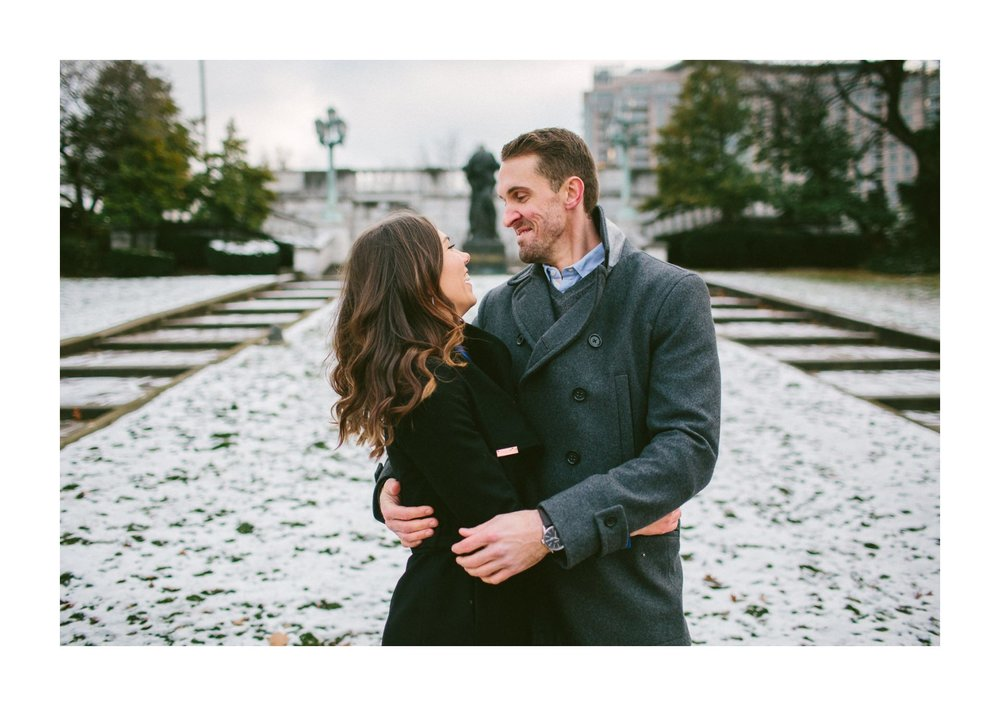 Cleveland Engagement Session in Little Italy 10.jpg
