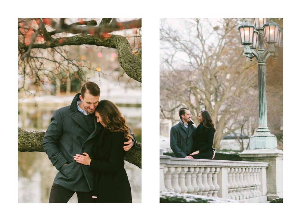 Cleveland Engagement Session in Little Italy 12.jpg