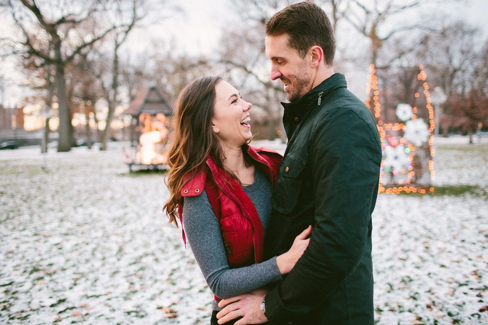Cleveland Engagement Session in Little Italy 18.jpg
