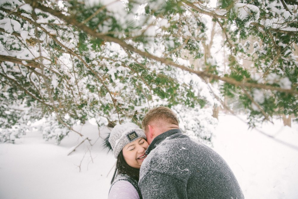 Winter Engagement Photos in Cleveland Ohio 16.jpg