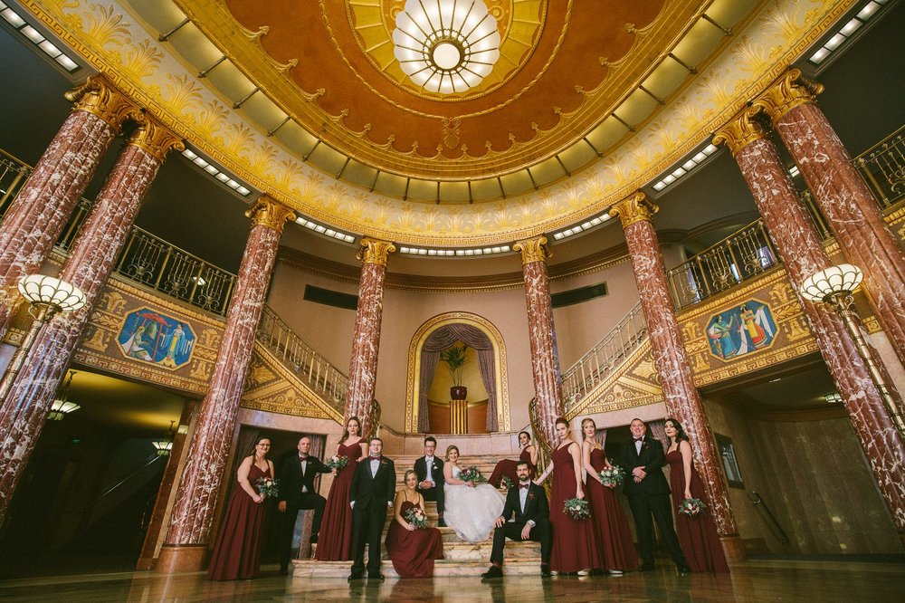 Cibreo Privato Wedding at Playhouse Square in Cleveland 1 25.jpg