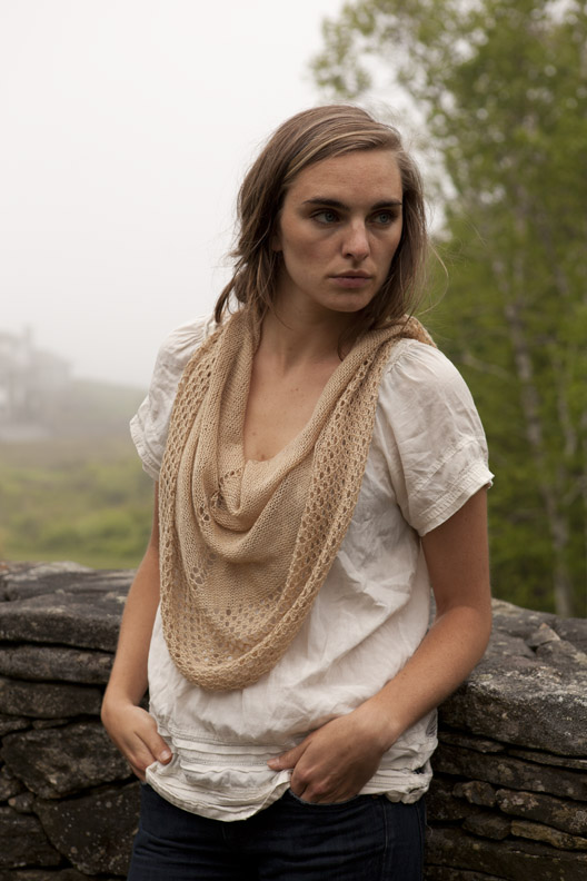 Juliette Shawl, published by Swans Island