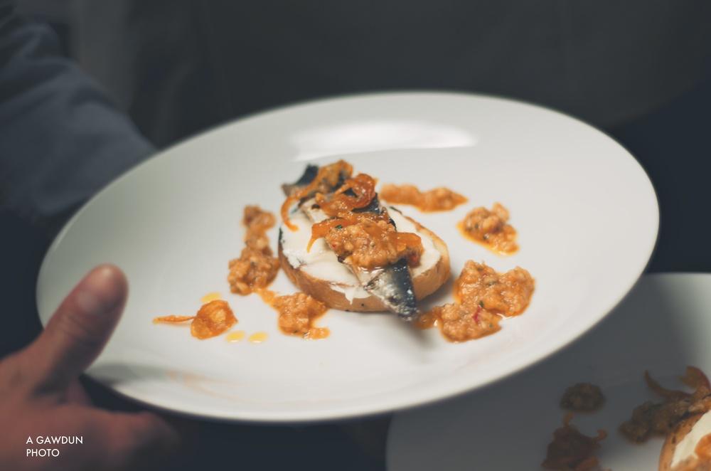 Pacific Sardine - Basta