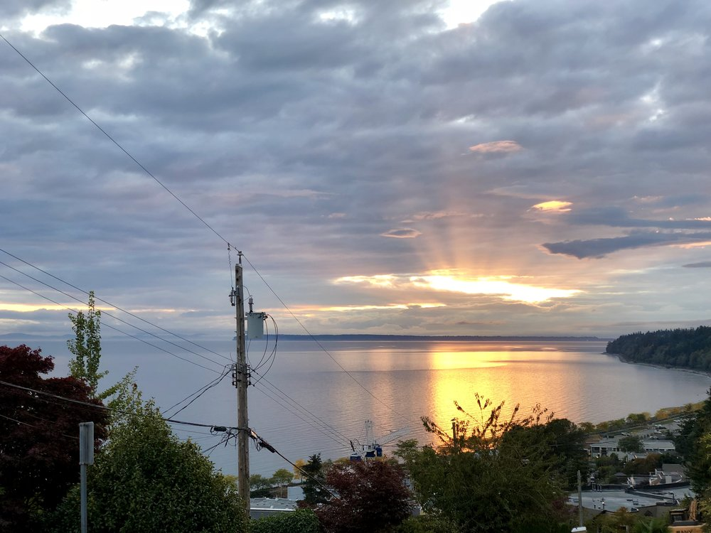 The sun sets on one political slate in White Rock, and rises on another.