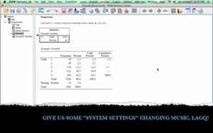 Video tutorials demonstrating various SPSS tips and tricks...show me