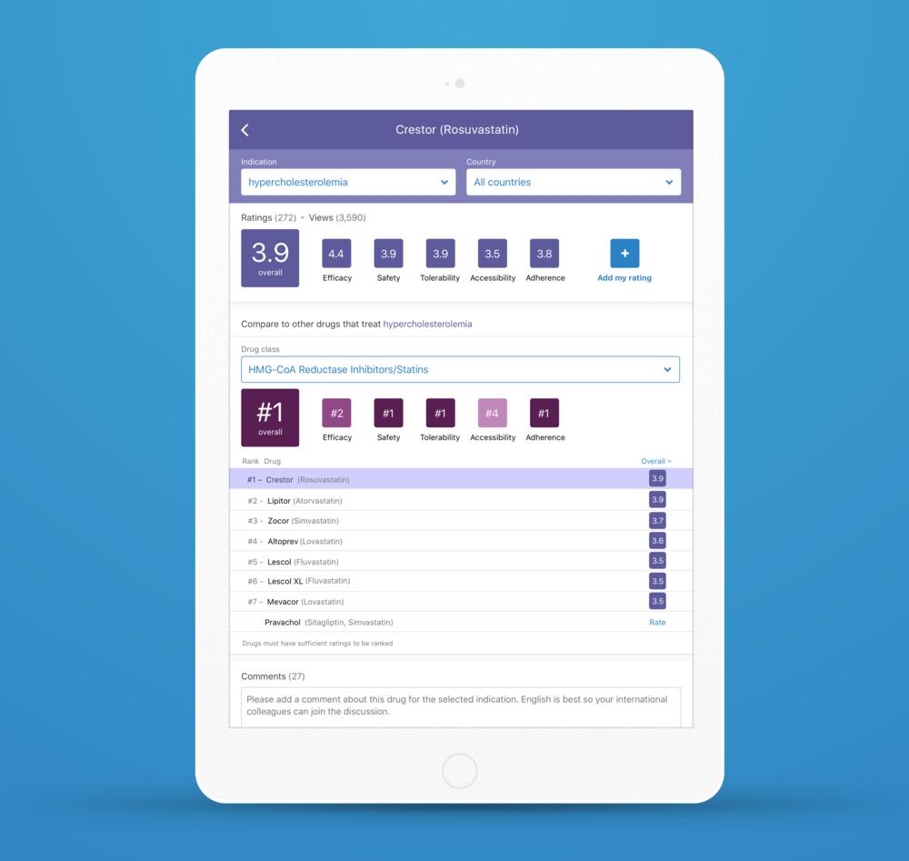 iPad design exploration