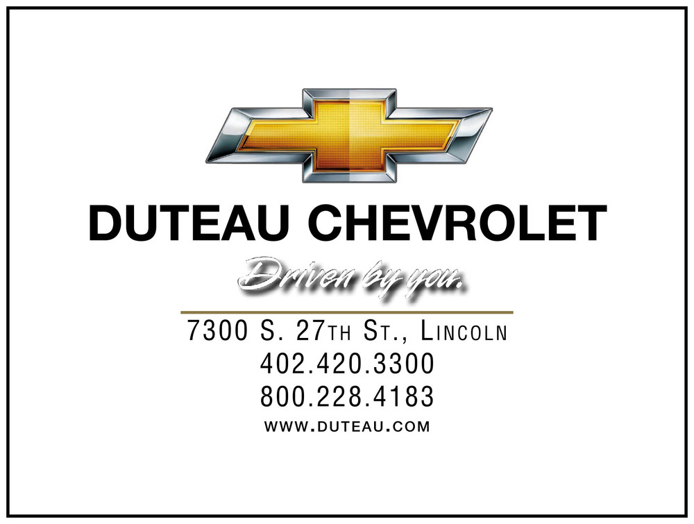 Duteau Chevrolet In Lincoln, NE Has Been A Great Sponsor To The Club For  Many Years. Duteau Helps Us With The All Corvette Show Every Year As Our  Biggest ...