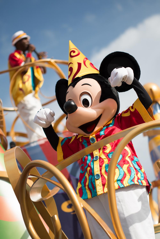 Buff Mickey
