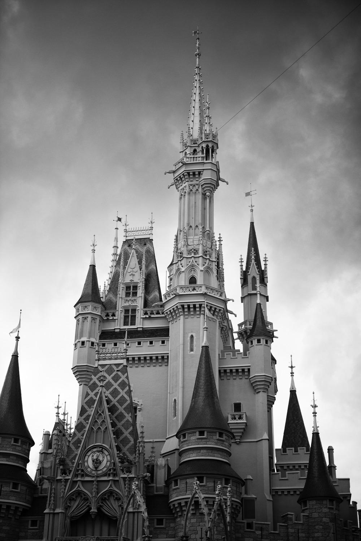 Grim Cinderella Castle