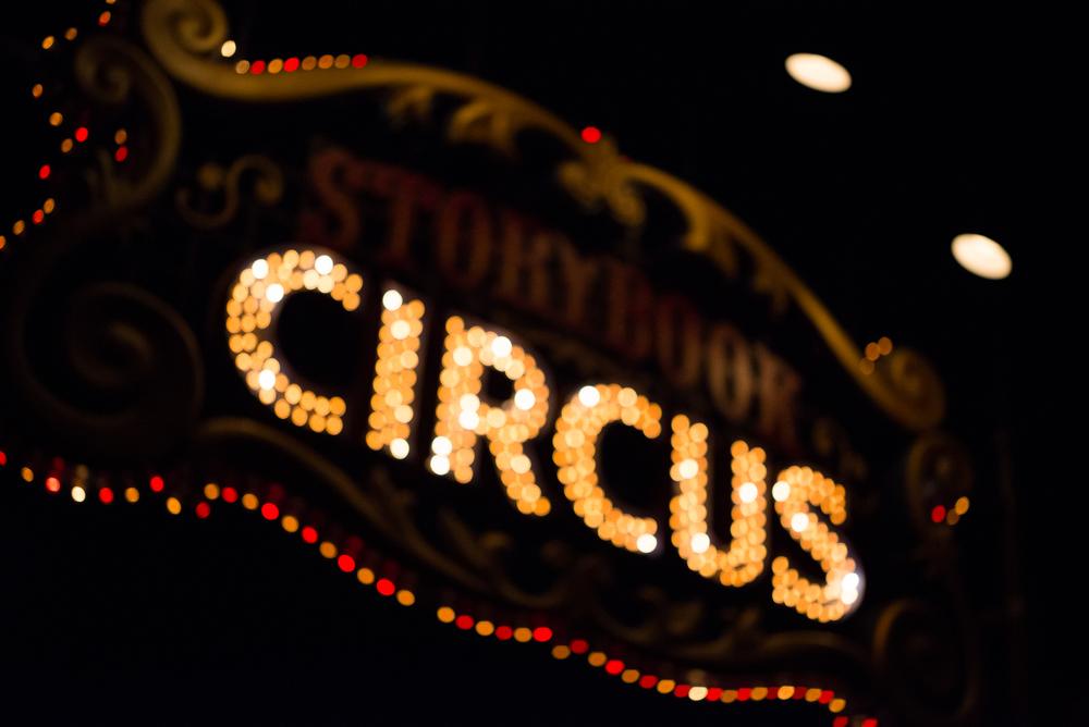 Storybook Circus Bokeh