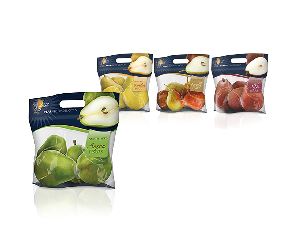 Gussetted Fruit Bag