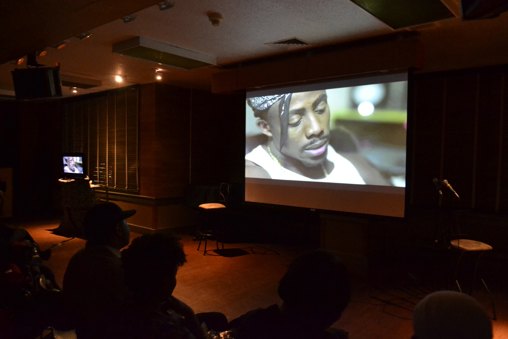 Tupac Screening