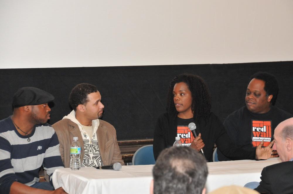 Detroit Film Festival Panel