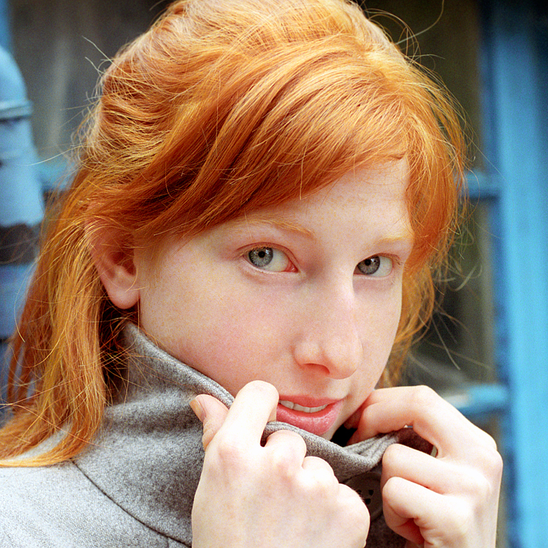 Portraits: Clelia Vuille