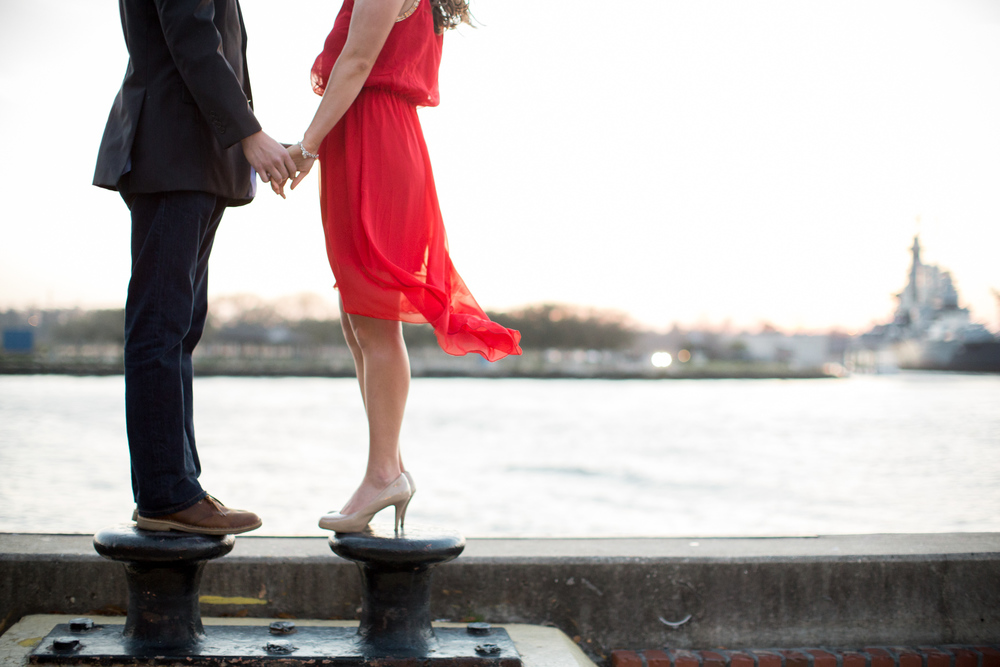 Downtown Wilmington NC Engagement  Session02.jpg