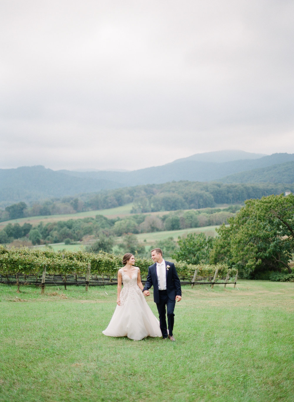 Nina & Brett - Pippin Hill Farm and Vineyards, VA