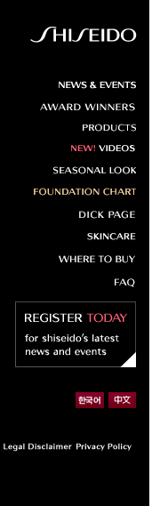 """Notice the navigation item aptly titled, """"Dick Page"""""""