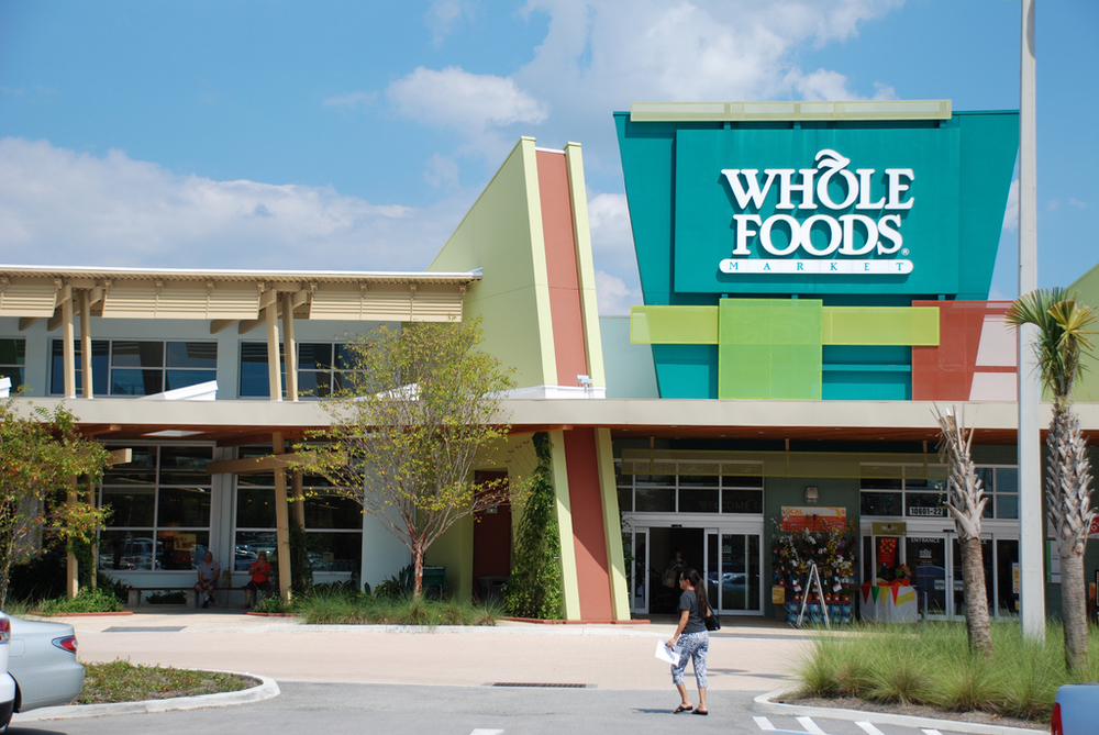 Whole Foods by Joe Shlabotnik on Flickr (Creative Commons)
