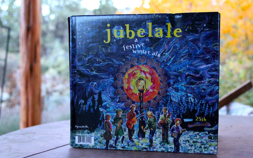 This year's Jubelale artwork