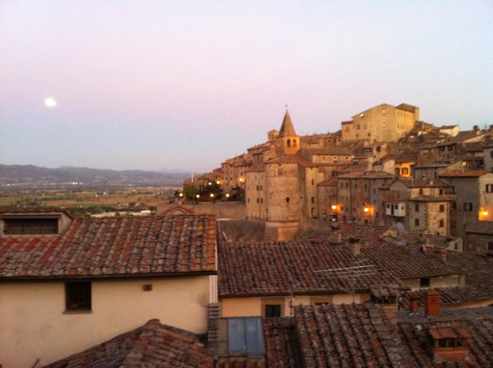 Arezzo twilight
