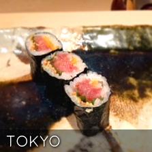 Omakase in Tokyo