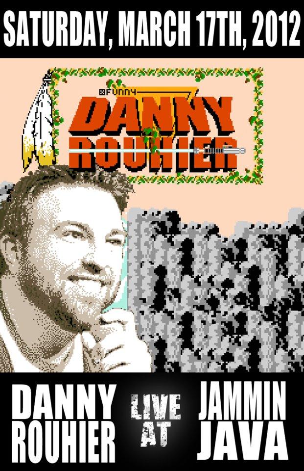 Danny Rouhier LIVE CD Recording@ Jammin' Java!