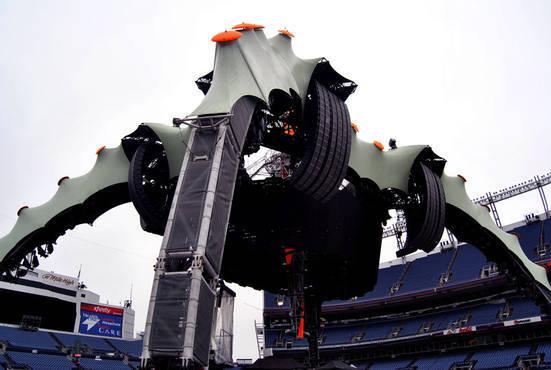 U2 360 Stage