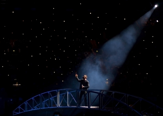 Bono/ U2/ 360 Tour / Faith