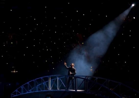 Bono/ U2/ 360 Tour / Faith