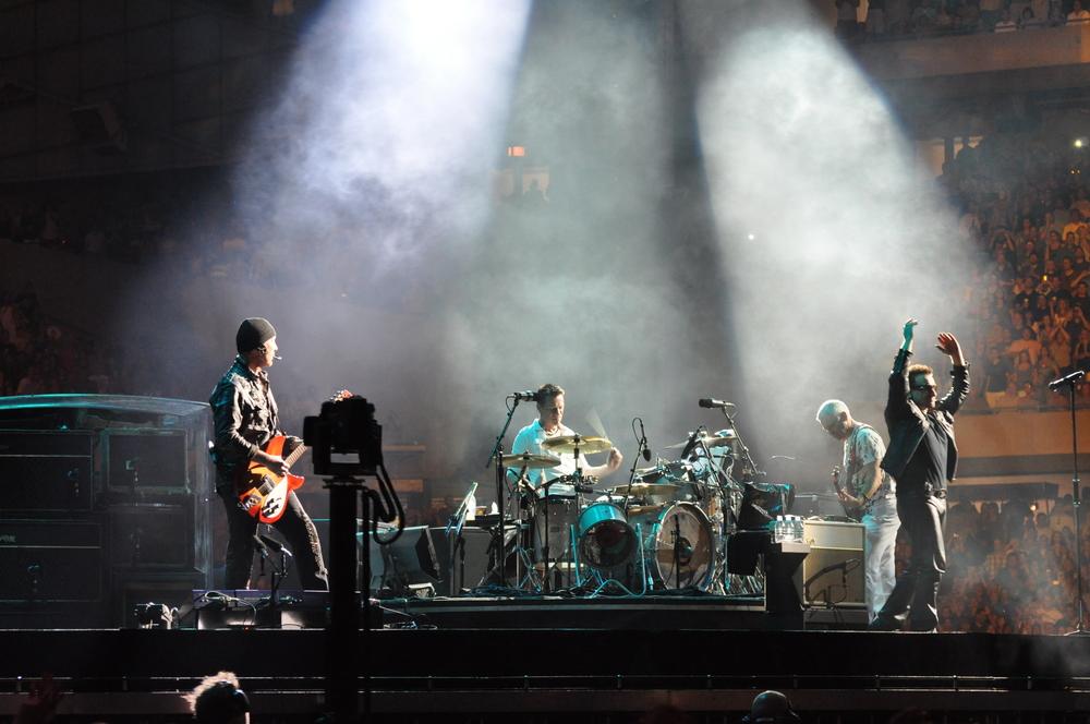 U2 , 360 Tour