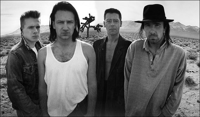 U2/ The Joshua Tree