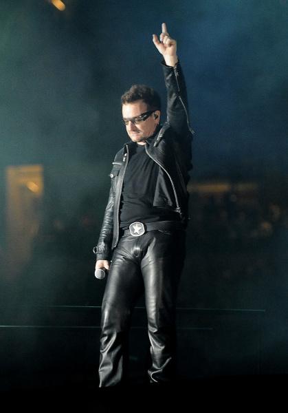Bono / U2 / U2TOURFANS 2014