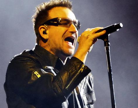 Bono / U2 / U2TOURFANS /Mark Peterson