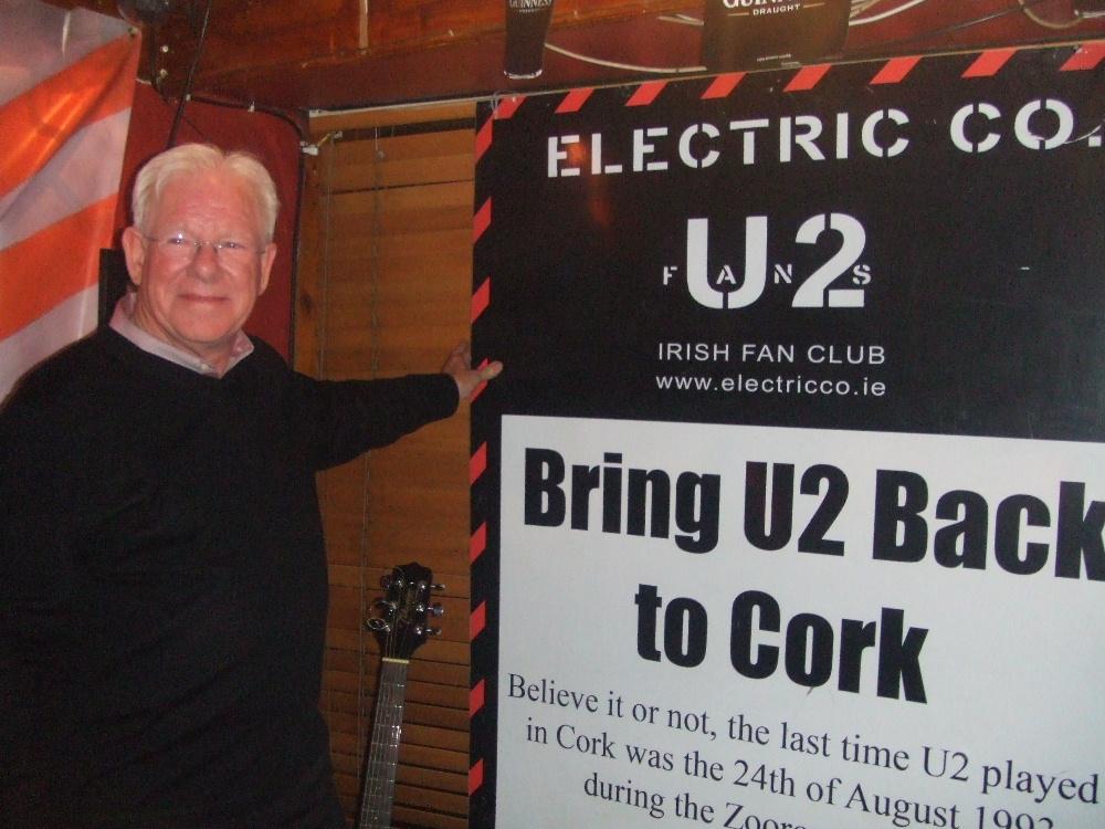 Dennis Sheehan Passes Away U2TOURFANS