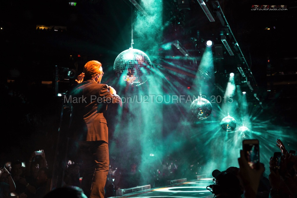 Mark Peterson / U2TOURFANS 2015