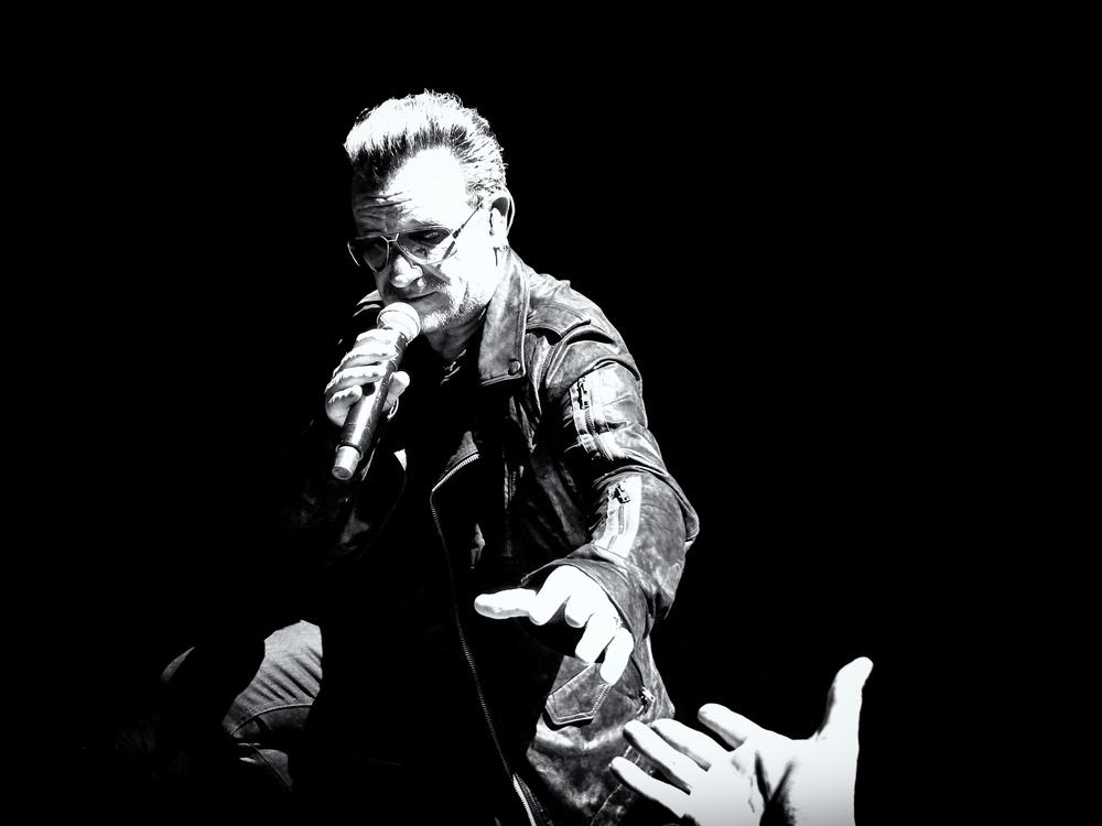 Bono/ Raw Power/ U2TOURFANS